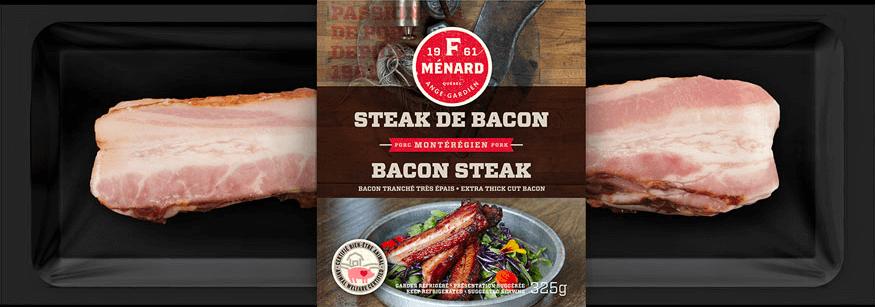 Steak de bacon | 325g