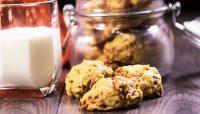 Biscuits moelleux à la citrouille, caramel et bacon | Recette | F. Ménard