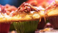 Cupcakes décadents au caramel et bacon | Recette | F. Ménard