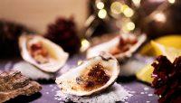 Huîtres festives au bacon et poivrons   Recettes   F. Ménard
