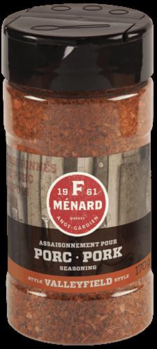 Assaisonnement pour porc | 170 g | Produits | F. Ménard