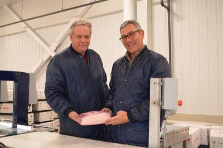 Nouvelles | F. Ménard | Une capacité de production de viande fraîche quadruplée