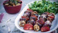 Brochette de filet de boeuf au bacon F. Ménard | Recette | F. Ménard